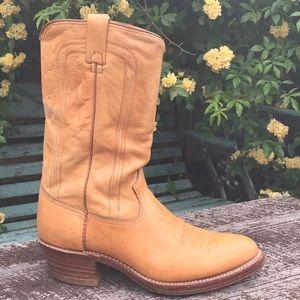 Texas brand vintage cowboy boots